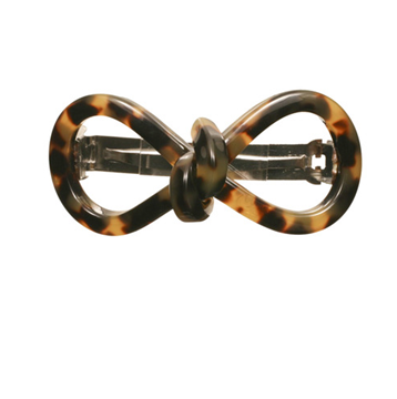 Picture of Hair Clip Bow 8 L Dt