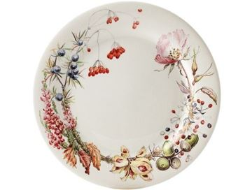 Picture of Bouquet 4 Dinner Plate Ø 27,4 cm