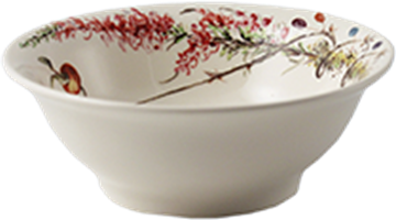 Picture of Bouquet 4 Cereal Bowls Ø 17,7 cm