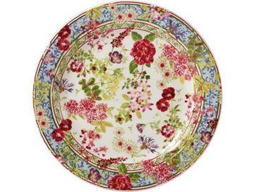 Picture of Millefleurs 4 Side Plates Ø 16,5 cm