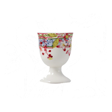 Picture of Millefleurs 2 Egg Cups Ø 5,2 cm - H7cm