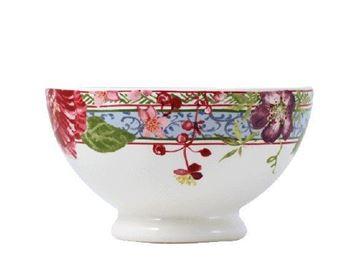 Picture of Millefleurs 2 Bowls 42 cl - Ø 13,5 cm H 8 cm