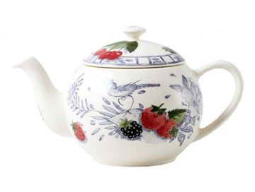 Picture of Oiseau Bleu 1 Teapot Small 45 cl