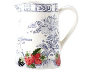 Picture of Oiseau Bleu 1 Creamer 26 cl