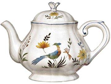 Picture of Oiseaux de Paradis 1 Teapot 1 l 25
