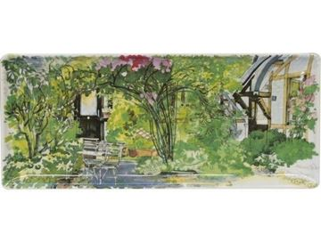 Picture of Paris à Giverny 1 Oblong Serving Tray 36 x 15,5 cm
