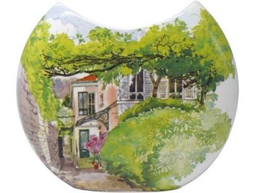 Picture of Paris à Giverny 1 Vase Half Moon H 14,5 cm