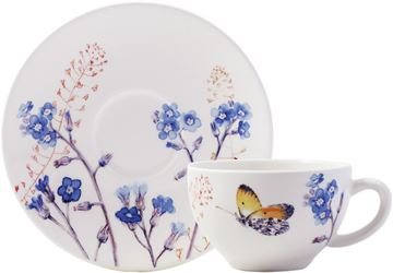 Picture of 2x Tea Cup & Scrs