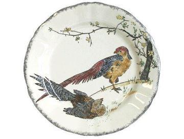 Picture of Grands Oiseaux 1 Luncheon plate Faisan doré Ø 26,3 cm