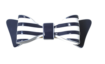 Picture of Hair Clip Double Bow Large