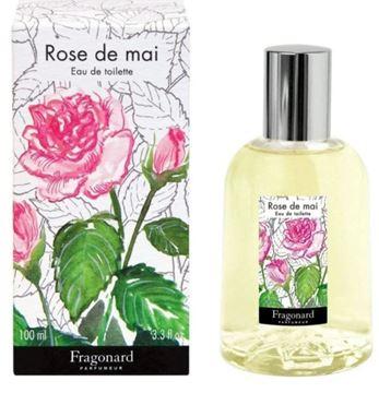 Picture of Rose de Mai (May Rose) EAU DE TOILETTE 100ml