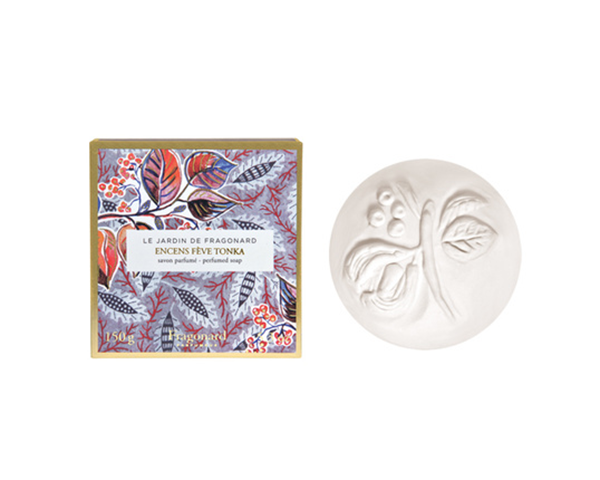 Picture of Encens Fève Tonka (Incense Tonka Bean) Soap *7 in stock