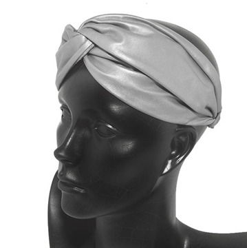 Picture of Lambskin Headband Jazzy Grey