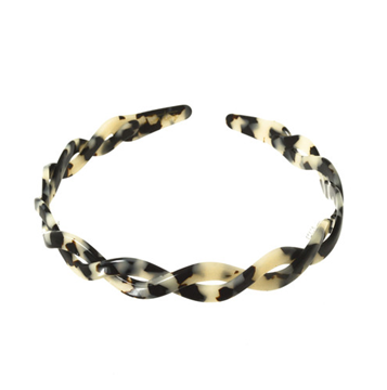 Picture of Alice Band Twist Lt - Hand Made In France