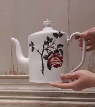 Picture of John Rosa Centilolia Teapot