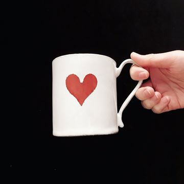 Picture of Heart Mug