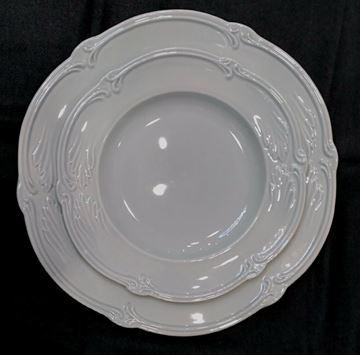 Picture of Rocaille Pastel 1 Dessert Plates Ø 22 cm
