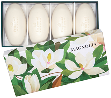 Picture of Magnolia set of 4 soaps
