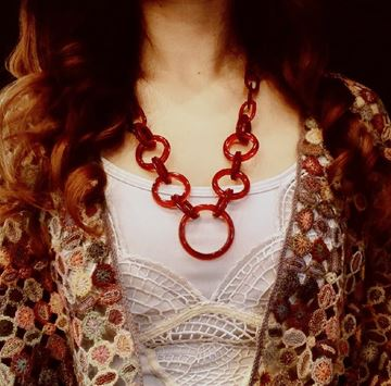 Picture of Five Circles Necklace