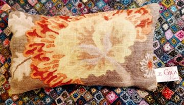 Picture of Le Grand Cerf Lavender Cushion - Debonair(sold)