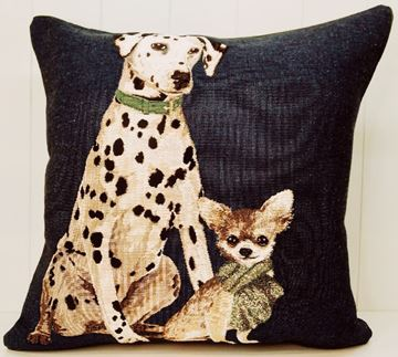 Picture of Tuileries Tapestry Cushion