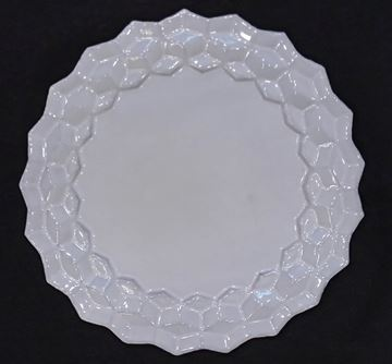 Picture of Cube Dessert Plate